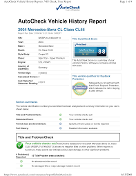 Vehicle History Reports Have Come Quite a Long Way in 20