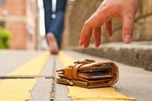 Lost My Drivers License - Stolen Wallet
